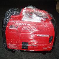 Поддельный бензогенератор Honda EU20i
